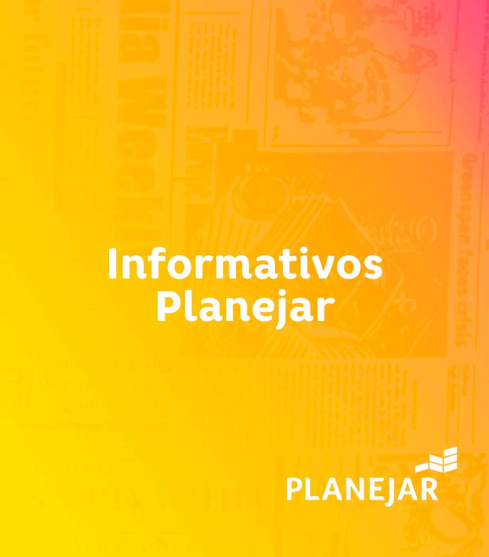 Informativos Planejar
